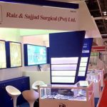 Raiz and sajjad ARAB-HEALTH exhibition