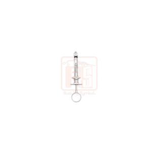 Dental Syringe Dental Syringe Euro Breech Loading Type 1.8ML