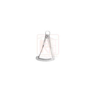 DECIMAL SPRING CALIPER Iwanson Decimel Spring Caliper 100mm For Matel & Procelain