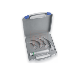 Miller Fiber Optic Laryngoscope Miller Fiber Optic Laryngoscope Set Of 4 Blades