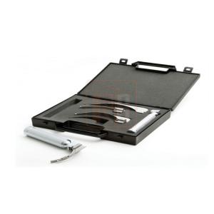 Macintosh Fiber optic Laryngoscope Macintosh Fiber Optic Laryngoscope Set Of 4 Blades